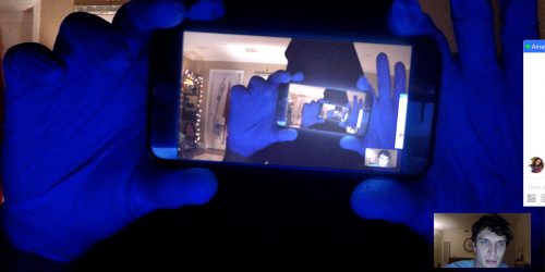 Movie Review:  Unfriended: Dark Web (2018)