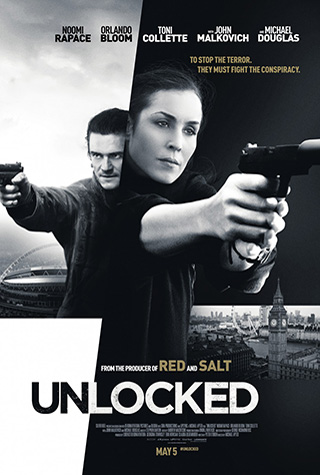 Unlocked (2017) by The Critical Movie Critics