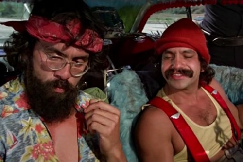 Up in Smoke - Top 10 Stoner Movies