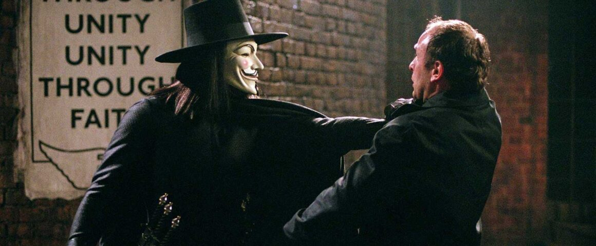 V for Vendetta (2006) by The Critical Movie Critics