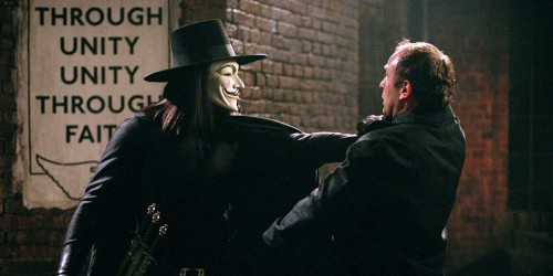Movie Review: V for Vendetta (2006)