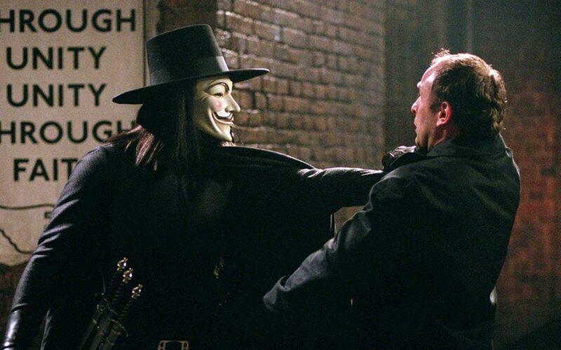 V for Vendetta (2006) by The Critical Movie Critics