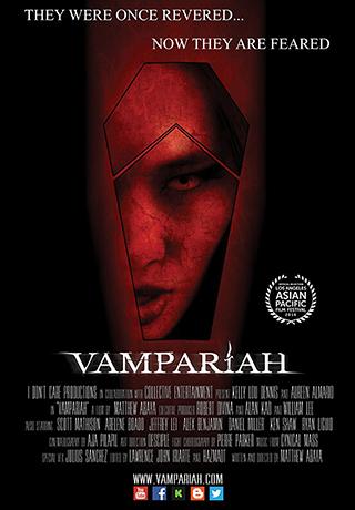 Vampariah (2016) by The Critical Movie Critics
