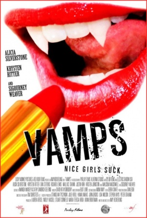 Vamps (2012) by The Critical Movie Critics