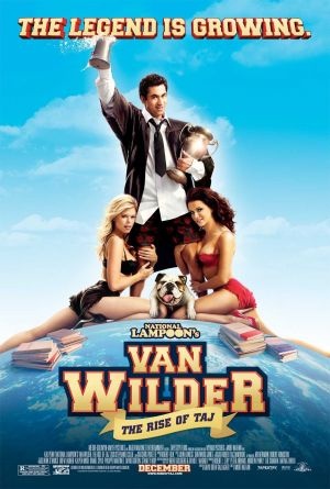Van Wilder 2: The Rise of Taj (2006) by The Critical Movie Critics