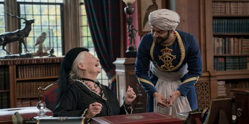 Movie Review:  Victoria and Abdul (2017)