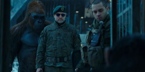 War for the Planet of the Apes (2017) by The Critical Movie Critics