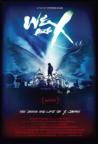 We Are X (2016) by The Critical Movie Critics