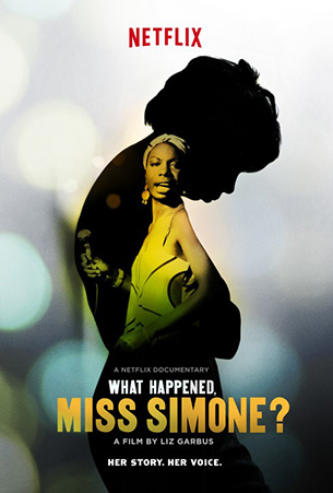 What Happened, Miss Simone? (2015) by The Critical Movie Critics