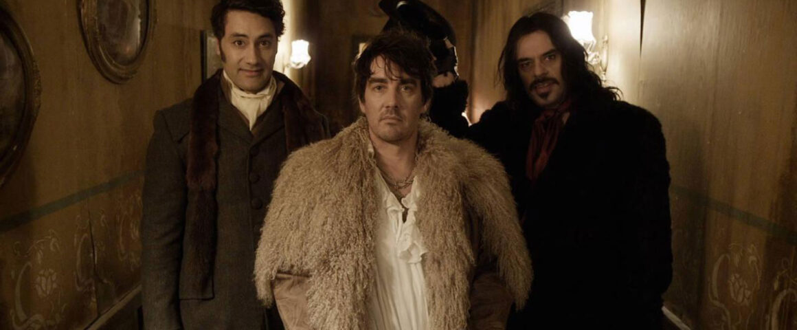 What We Do in the Shadows (2014) by The Critical Movie Critics