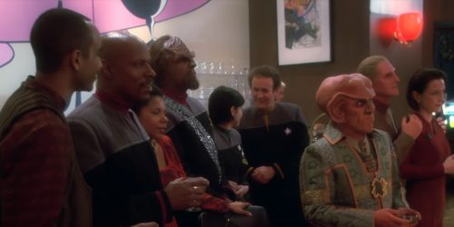 Movie Review:  What We Left Behind: Looking Back at Star Trek: Deep Space Nine (2018)