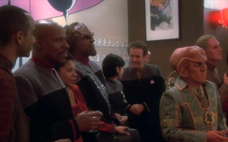 What We Left Behind: Looking Back at Star Trek: Deep Space Nine (2018) by The Critical Movie Critics