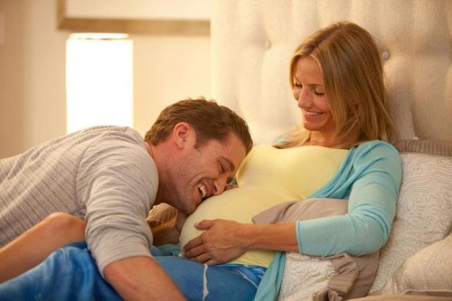 Movie Trailer:  What to Expect When You're Expecting (2012)