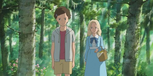 Movie Review:  When Marnie Was There (2015)