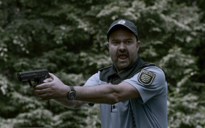 Where the Woods End (2016) by The Critical Movie Critics