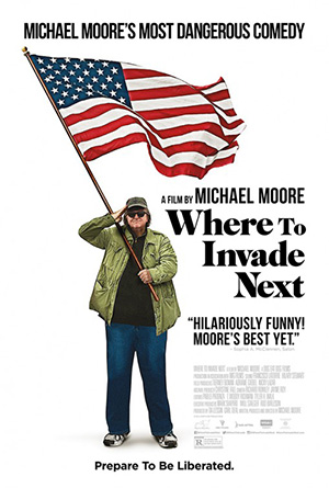 Where to Invade Next (2015) by The Critical Movie Critics