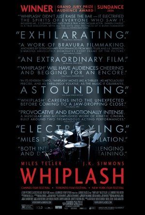Whiplash (2014) by The Critical Movie Critics