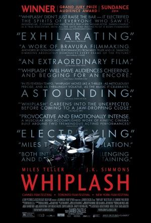 Whiplash (2014) by The Critical Movie Critics