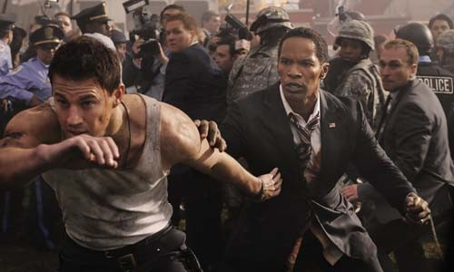 Movie Review:  White House Down (2013)