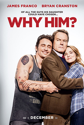 Why Him? (2016) by The Critical Movie Critics