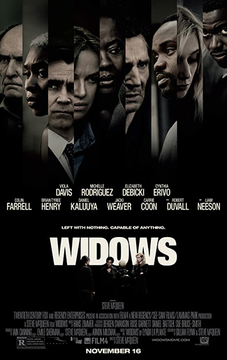Widows (2018) by The Critical Movie Critics