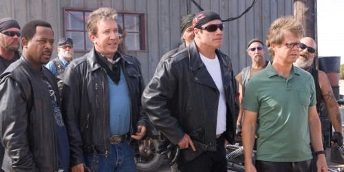 Movie Review:  Wild Hogs (2007)
