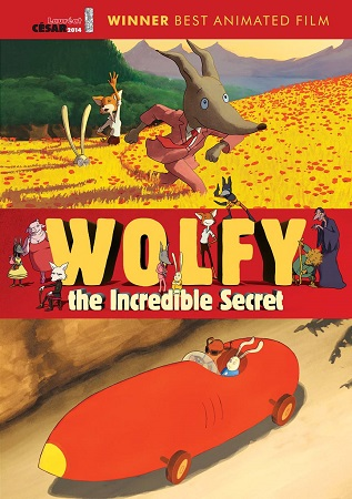 Wolfy: The Incredible Secret (2013) by The Critical Movie Critics