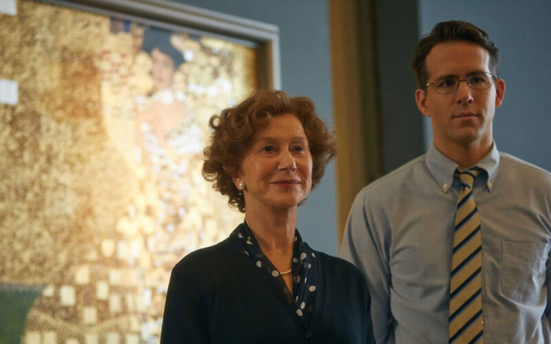 Woman in Gold (2015) by The Critical Movie Critics