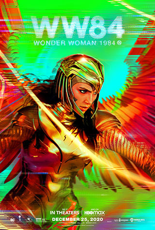 Wonder Woman 1984 (2020) by The Critical Movie Critics