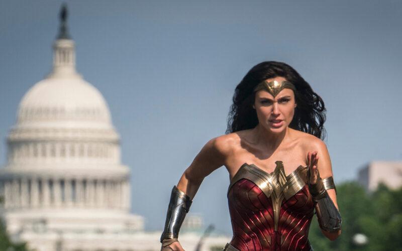 Wonder Woman 1984 (2020) by The Critical Movie Critics