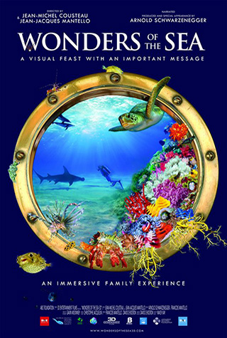 Wonders of the Sea (2017) by The Critical Movie Critics