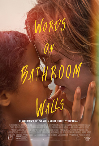 Words on Bathroom Walls (2020) by The Critical Movie Critics