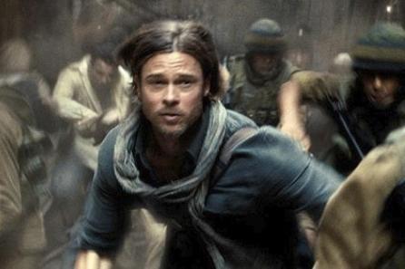 Movie Trailer:  World War Z (2013)