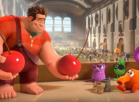 Movie Trailer: Wreck-It Ralph (2012)