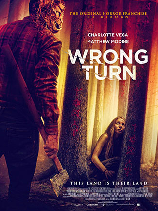 Wrong Turn (2021) by The Critical Movie Critics