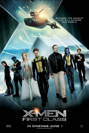 X-Men: First Class (2011) by The Critical Movie Critics
