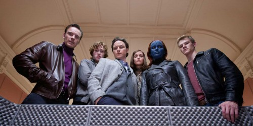 Movie Review:  X-Men: First Class (2011)
