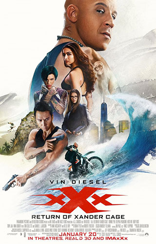 xXx: Return of Xander Cage (2017) by The Critical Movie Critics