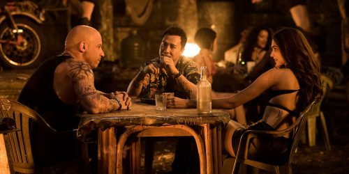 Movie Review:  xXx: Return of Xander Cage (2017)