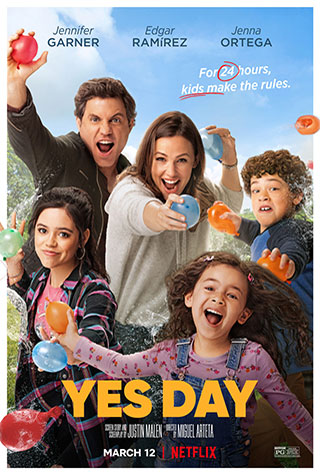 Yes Day (2021) by The Critical Movie Critics