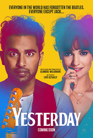 Yesterday (2019) by The Critical Movie Critics