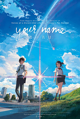 Your Name. (2016) by The Critical Movie Critics
