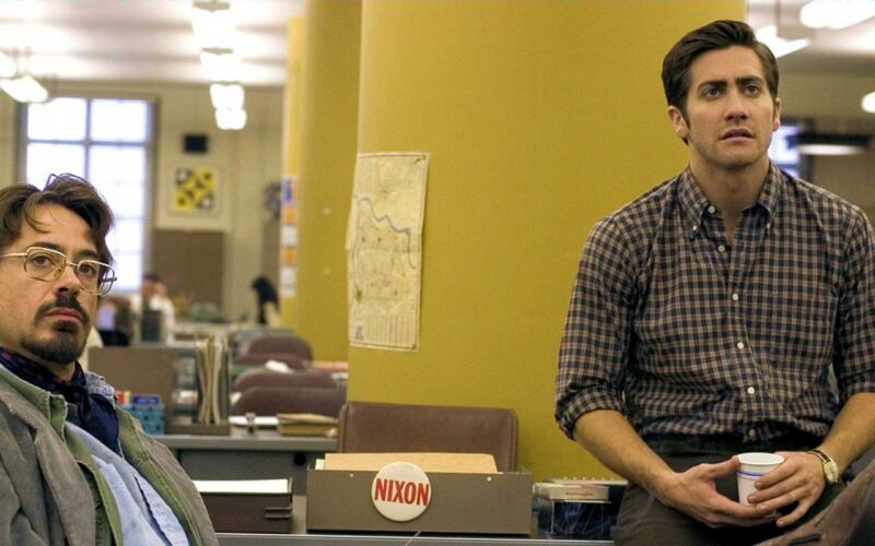 Zodiac (2007) by The Critical Movie Critics