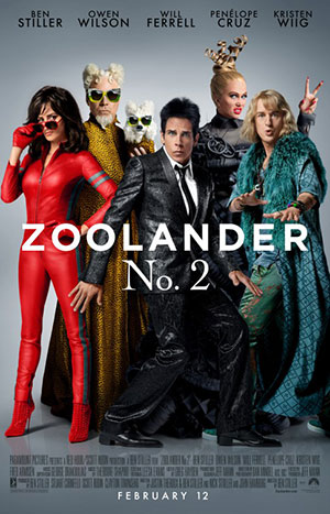 Zoolander 2 (2016) by The Critical Movie Critics