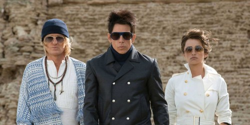 Movie Review:  Zoolander 2 (2016)