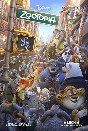 Zootopia (2016) by The Critical Movie Critics
