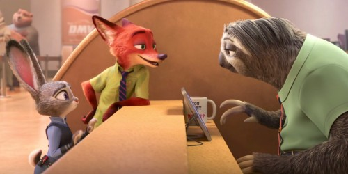 Movie Review:  Zootopia (2016)